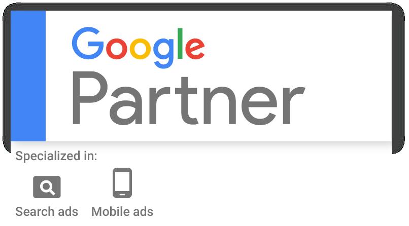 Jalón iMagen Google Partner
