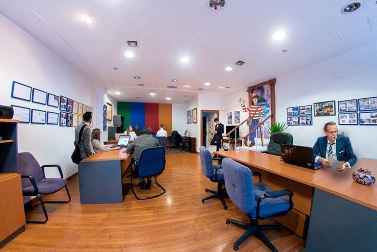 oficina Jalón iMagen agencia de marketing digital Valladolid