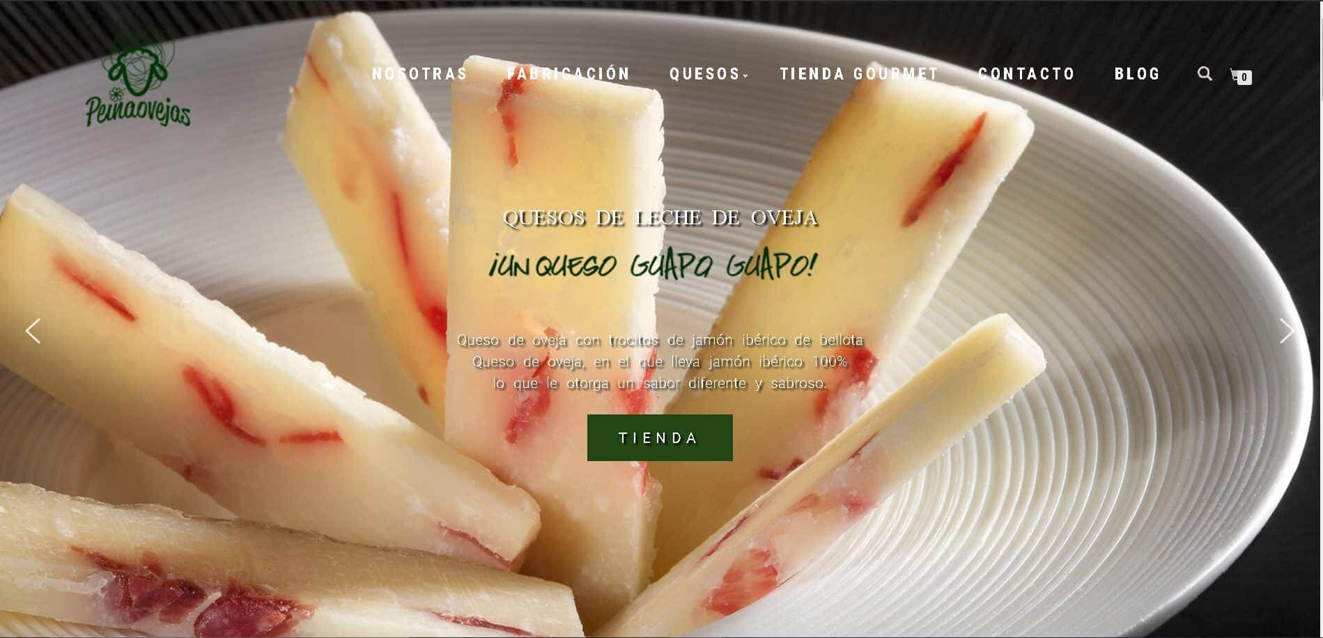 Peinaovejas-diseño-página-web